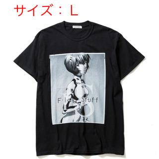 【新品】 EVA × F-LAGSTUF-F コラボTシャツ size:L