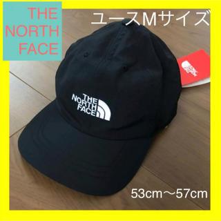 ザノースフェイス(THE NORTH FACE)のノースフェイス キッズ 子ども キャップ 帽子 ブラック 黒 M(帽子)