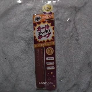 CANMAKE - CANMAKE2020クイックラッシュカーラーWN  限定色