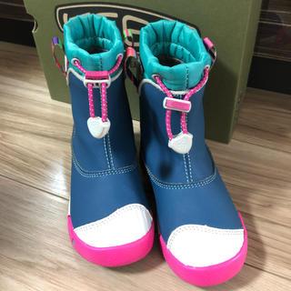 キーン(KEEN)のりっくま様専用 15cm 着用一回 キッズ長靴(長靴/レインシューズ)
