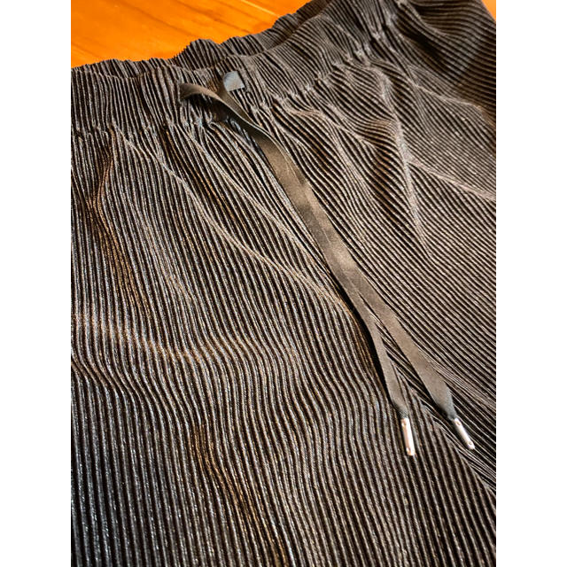 LEPSIM(レプシィム)のLEPSIM プリーツ スカーチョ レディースのパンツ(カジュアルパンツ)の商品写真