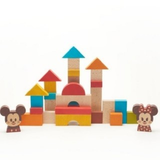 Disney - 新品未開封 KIDEA KIDEA&BLOCK ミッキー&フレンズ