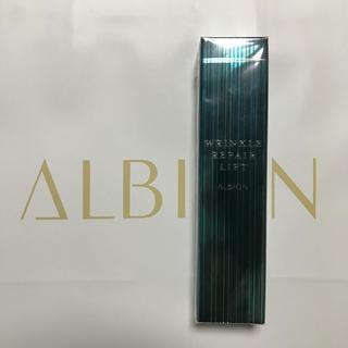 アルビオン(ALBION)のリンクルリペアリフト 薬用シワ改善クリーム(アイケア/アイクリーム)
