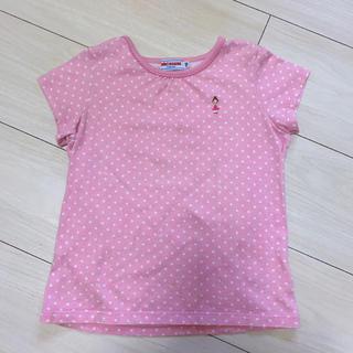 mikihouse - ミキハウス 女の子  Tシャツ  110