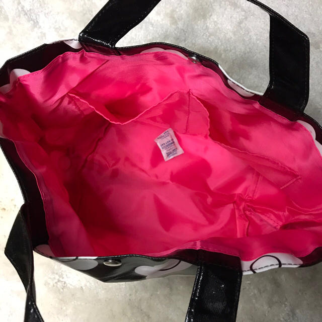 MARY QUANT(マリークワント)のMARY QUANT トートバック 未使用品 レディースのバッグ(トートバッグ)の商品写真