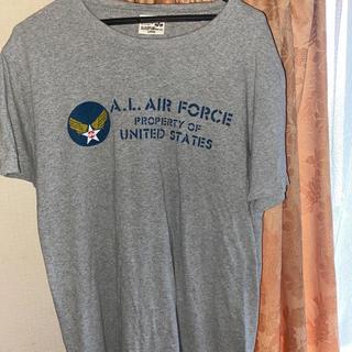 アルファキュービック(ALPHA CUBIC)のALPHAアルファTシャツ(Tシャツ/カットソー(半袖/袖なし))