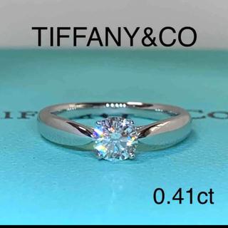 Tiffany & Co. - ティファニー ダイヤモンド リング