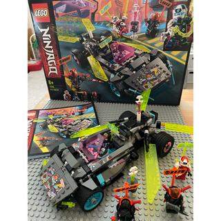 レゴ(Lego)のレゴ ニンジャゴー ニンジャテクノバスター 71710(知育玩具)