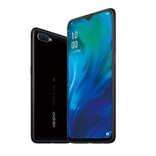 ANDROID - OPPO Reno A 128GB ブラック simフリースマートフォン