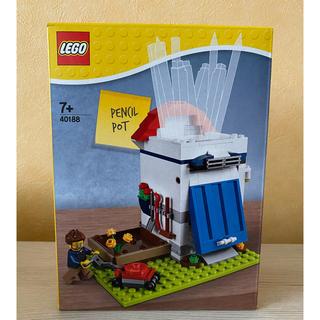 レゴ(Lego)の新品未開封 レゴ えんぴつ立て ペンシルポット 40188(知育玩具)
