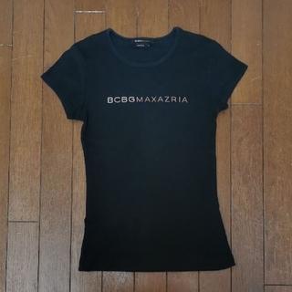 BCBGMAXAZRIA - BCBG MAXAZRIA   Tシャツ  ロゴ