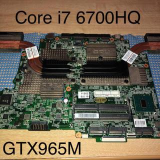 Intel Core i7 6700HQ+GPU