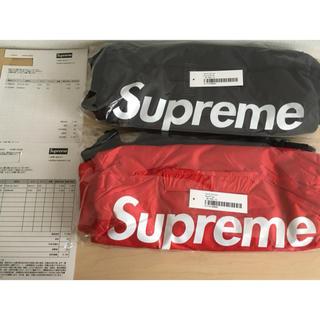 シュプリーム(Supreme)のシュプリームオンライン購入Handwarmer Red & Black2個付新品(その他)