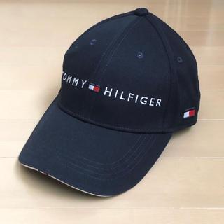 TOMMY HILFIGER - TOMMY HILFIGER 新品 ゴルフ キャップ
