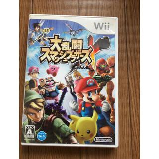 Wii - 大乱闘スマッシュブラザーズ X