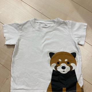 MUJI (無印良品) - 無印良品 ベビー キッズ Tシャツ 90