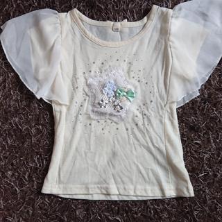 女の子 Tシャツ トップス 100(Tシャツ/カットソー)