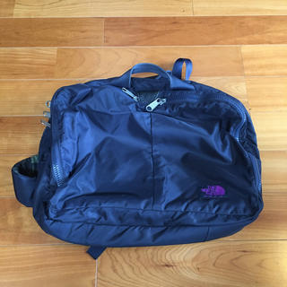 THE NORTH FACE - THE NORTH FACE PURPLE LABEL  3Way Bag