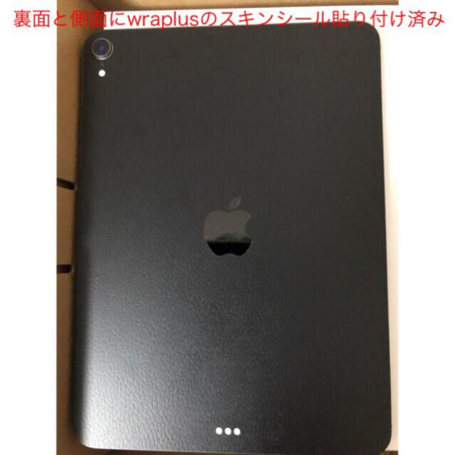 Apple(アップル)のiPad pro 11インチ 256GB 第1世代 WiFiモデル スマホ/家電/カメラのPC/タブレット(タブレット)の商品写真