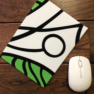 マリメッコ(marimekko)のハンドメイド マウスパッド マリメッコ 北欧 文具(その他)