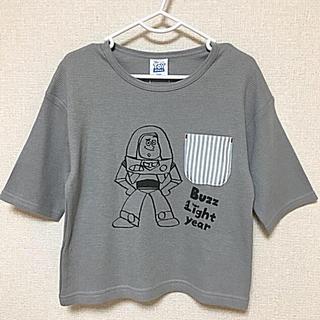 ディズニー(Disney)の 新作 希少 レア ❤️ ディズニー トイストーリー ロンT Tシャツ 100(Tシャツ/カットソー)