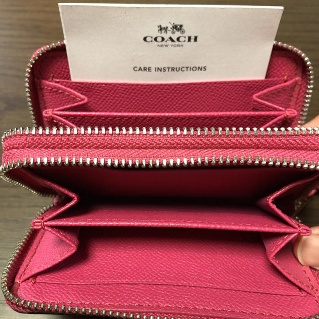 COACH(コーチ)のCOACH    小銭入れ 財布    ※美品 レディースのファッション小物(財布)の商品写真
