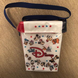 Disney - ディズニー チームディズニー  ポップコーンケース スーベニア