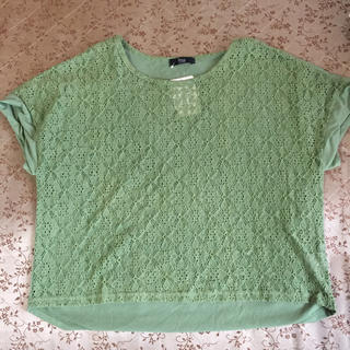ニッセン(ニッセン)の半袖Tシャツ レディース ニッセン(Tシャツ(半袖/袖なし))