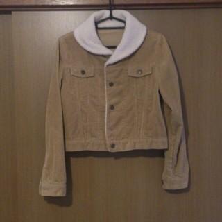 グラニフ(Design Tshirts Store graniph)のグラニフ☆コーデュロイアウター(ブルゾン)