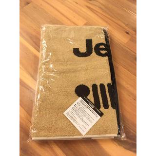 ジープ(Jeep)の【新品・非売品】JEEP ジープ オリジナル ノベルティ 今治フェイスタオル(ノベルティグッズ)