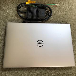 デル(DELL)のDELL XPS13 i7 5500U SSD500GB Win10 Pro(ノートPC)