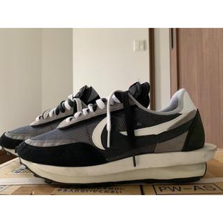 ナイキ(NIKE)の※保留Nike LD Waffle Sacai Black Anthracite(スニーカー)