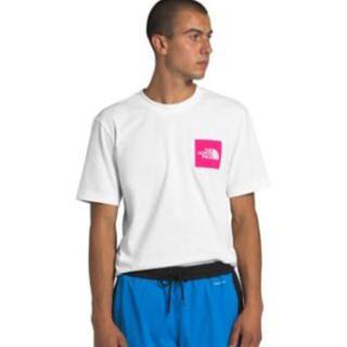 THE NORTH FACE - ノースフェイス 半袖 Tシャツ ボックスロゴ 日本未発売 海外限定 M