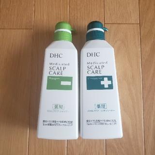 ディーエイチシー(DHC)のDHC  スカルプケアシャンプー&リンス(シャンプー)