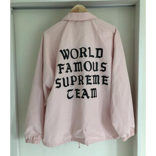 Supreme - supreme coach jacket コーチジャケット