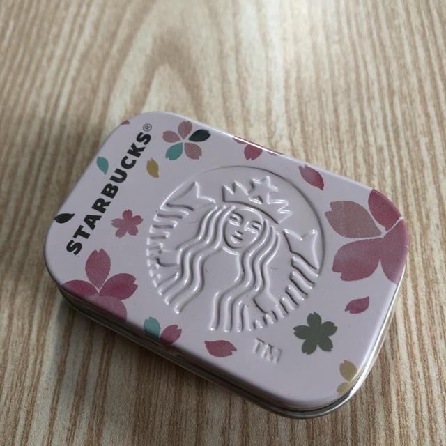 Starbucks Coffee(スターバックスコーヒー)のスタバ アフターコーヒーミント さくら 食品/飲料/酒の食品(菓子/デザート)の商品写真