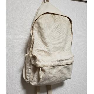 ムジルシリョウヒン(MUJI (無印良品))の無印良品 リュック バックパック(リュック/バックパック)