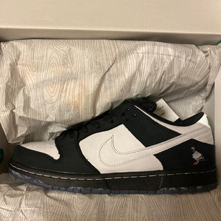 "ナイキ(NIKE)のStaple x Nike SB Dunk Low ""Panda Pigeon""(スニーカー)"