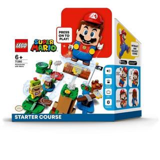 Lego - レゴ スーパーマリオ 71360 レゴ(R)マリオ スターターセット