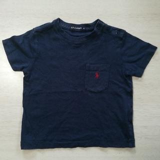 POLO RALPH LAUREN - Tシャツ 80 ラルフローレン 紺色