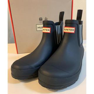 ハンター(HUNTER)のHUNTERハンター 長靴24 UK5 美品(レインブーツ/長靴)