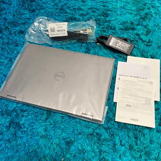 デル(DELL)のデル2020年5月29日発売2in1ノートPC Inspiron 14 5000(ノートPC)