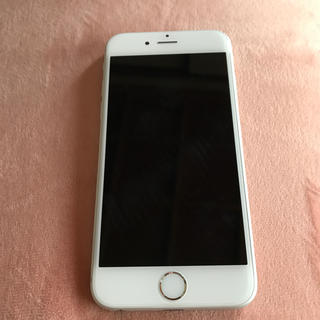 エーユー(au)のiPhone6 16GB NG482J/A KDDI au(スマートフォン本体)