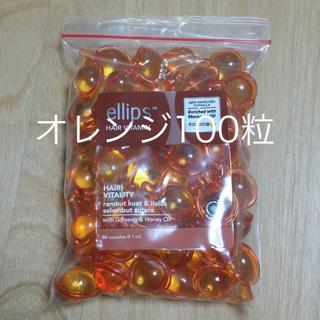 ellips - エリップス  オレンジ100粒