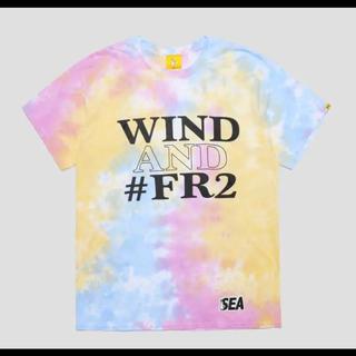 SEA - FR2×WIND AND SEA tシャツ supreme APE VANS