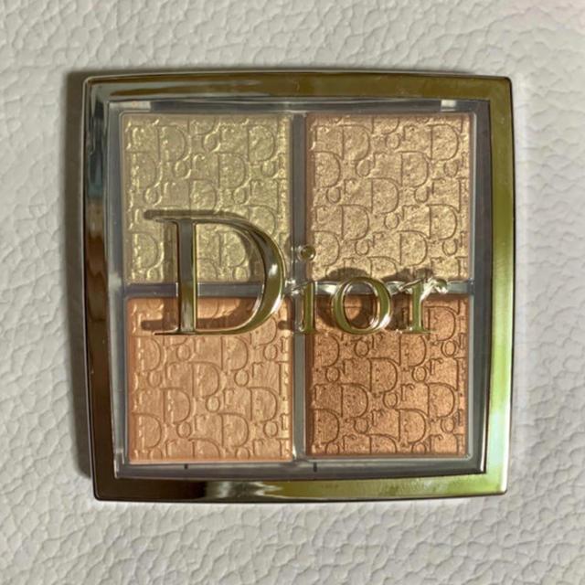 Dior(ディオール)のDIOR ディオール バックステージ フェイスグロウパレット コスメ/美容のベースメイク/化粧品(アイシャドウ)の商品写真
