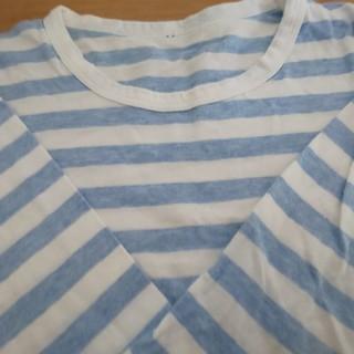 MUJI (無印良品) - 無印良品  薄手長袖シャツ