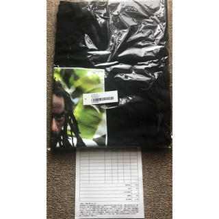 Supreme - Supreme Buju Banton Tee Black Medium