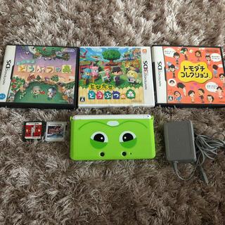 ニンテンドー3DS - 3DS本体 ソフト5本セット