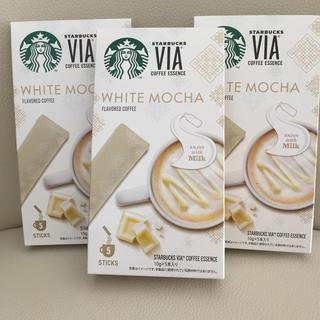 Starbucks Coffee - 15本 ホワイトモカ スターバックス  ヴィア